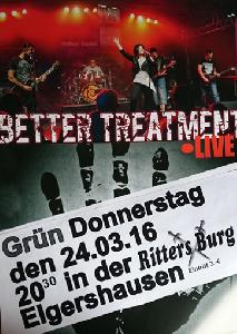 Better Treatment in der Rittersburg